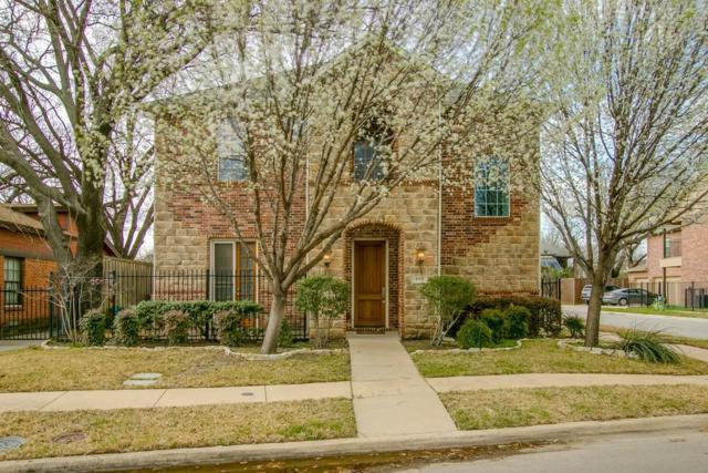 4929 Homer Street, Dallas, TX 75206 (MLS #13791513) :: RE/MAX Town & Country