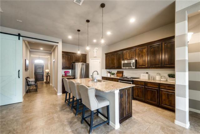 6933 Canyon Rim Drive, Fort Worth, TX 76179 (MLS #13791526) :: Team Hodnett