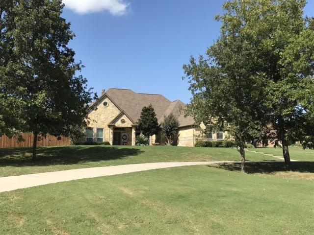 219 Overton Ridge Circle, Weatherford, TX 76088 (MLS #13791611) :: Team Hodnett