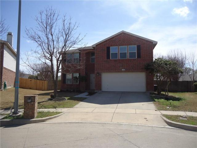 1804 Lariat Drive, Fort Worth, TX 76247 (MLS #13791666) :: Kindle Realty