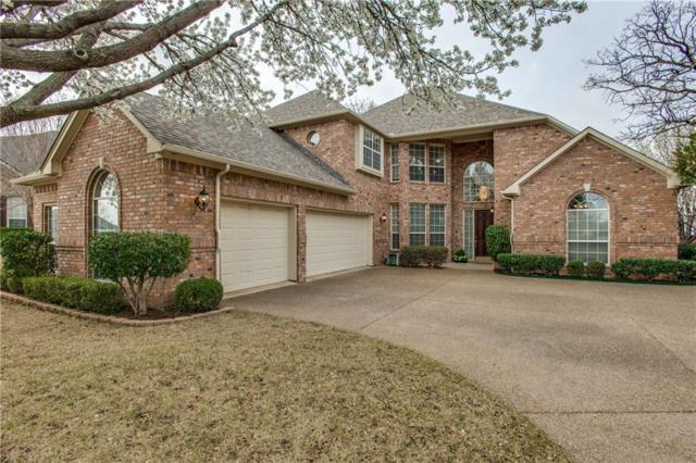 1604 Eagle Ridge Drive, Corinth, TX 76210 (MLS #13791703) :: Team Hodnett