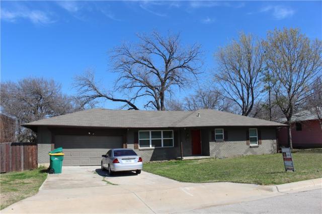 721 Millican Drive, Lewisville, TX 75057 (MLS #13791729) :: Team Hodnett