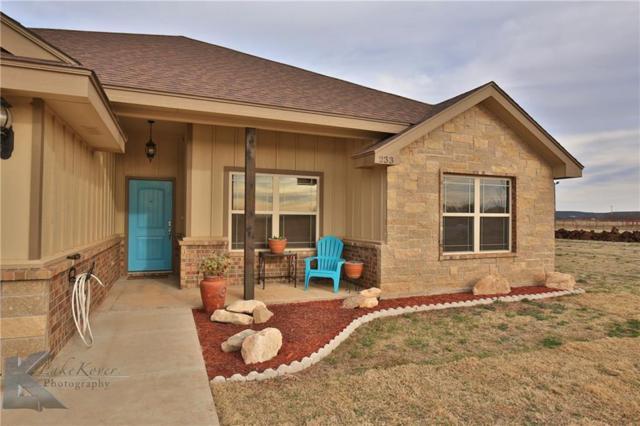 233 Big Foot Trail, Abilene, TX 79602 (MLS #13791734) :: Team Hodnett