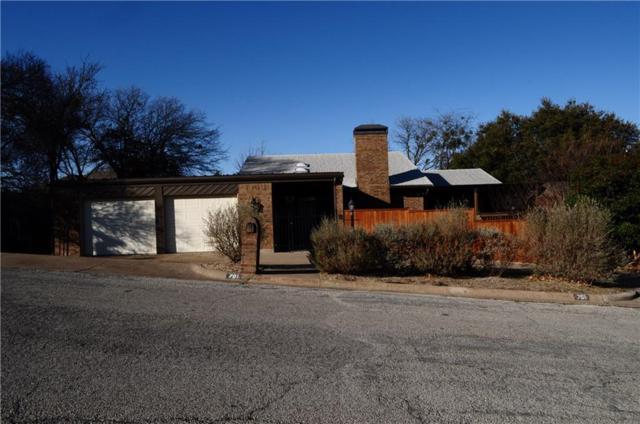 701 Terrace Drive, Weatherford, TX 76086 (MLS #13791820) :: Team Hodnett