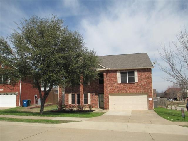 329 Cortland Circle, Roanoke, TX 76262 (MLS #13791874) :: The Marriott Group