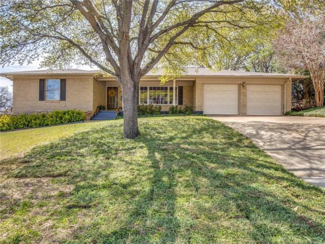 3801 South Drive, Fort Worth, TX 76109 (MLS #13791893) :: The Marriott Group
