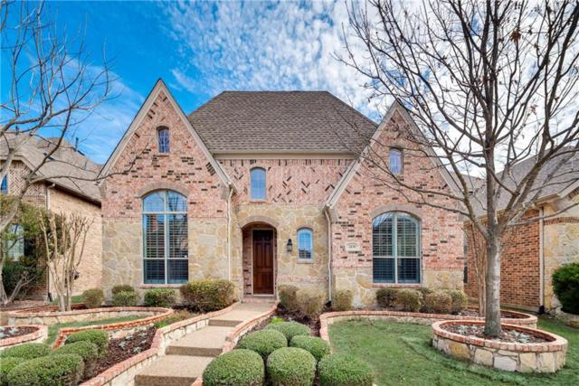 2130 Chambers Drive, Allen, TX 75013 (MLS #13791959) :: The Chad Smith Team