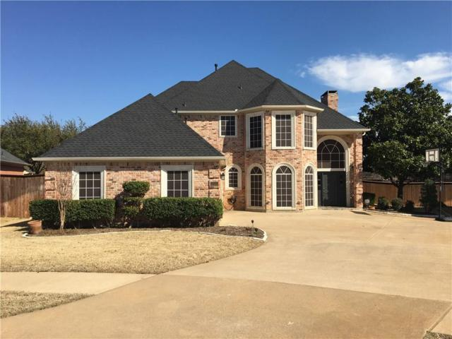 1853 Vintage Drive, Corinth, TX 76210 (MLS #13791973) :: Baldree Home Team