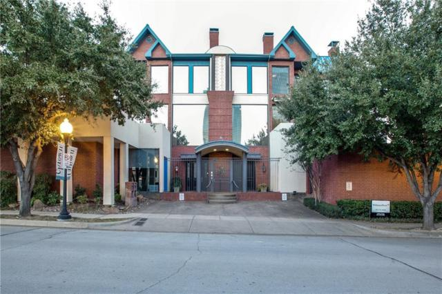 205 Pecan Street, Fort Worth, TX 76102 (MLS #13791981) :: The Mitchell Group