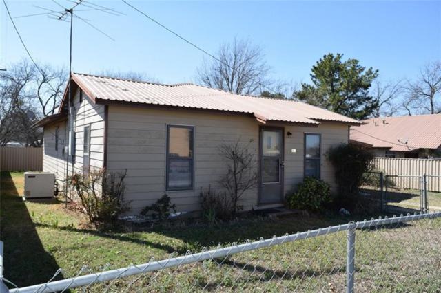 207 NE 7th Street, Cross Plains, TX 76443 (MLS #13791996) :: Team Hodnett