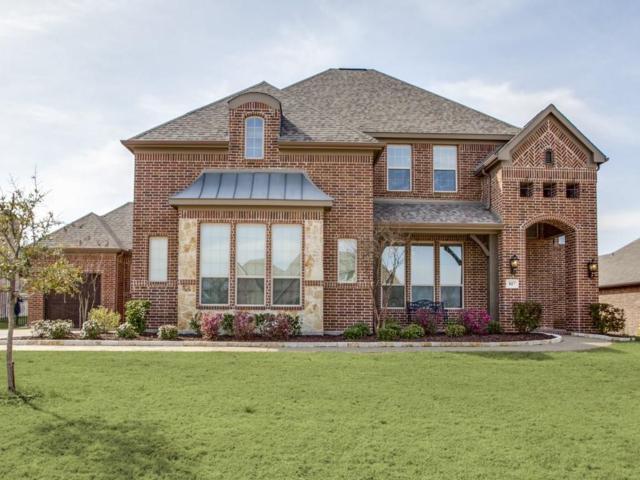 817 Calm Crest Drive, Rockwall, TX 75087 (MLS #13792004) :: Baldree Home Team