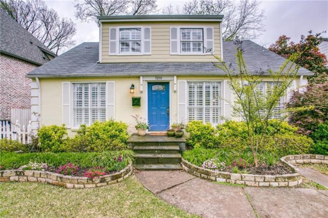 7210 Casa Loma Avenue, Dallas, TX 75214 (MLS #13792032) :: Magnolia Realty