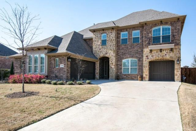 1610 Alamosa Drive, Allen, TX 75013 (MLS #13792078) :: RE/MAX Town & Country