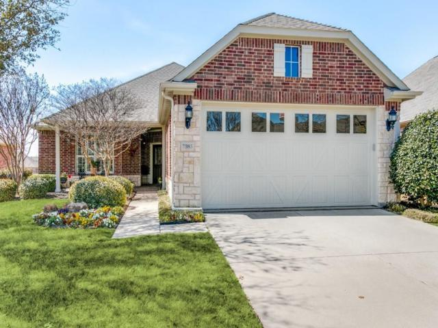 7385 Reflection Bay Drive, Frisco, TX 75034 (MLS #13792110) :: Team Hodnett