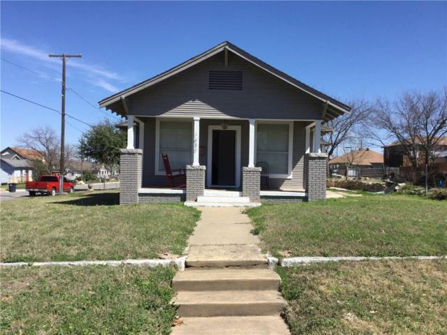 1620 Homan Avenue, Fort Worth, TX 76164 (MLS #13792173) :: Kindle Realty