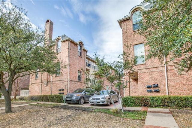 3108 Rosedale Avenue A, University Park, TX 75205 (MLS #13792184) :: Team Hodnett