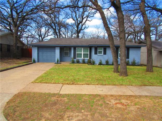1621 Woodcrest Drive, Mesquite, TX 75149 (MLS #13792252) :: Baldree Home Team