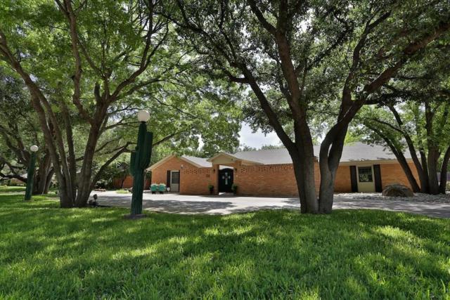 1817 Woodridge Drive, Abilene, TX 79605 (MLS #13792277) :: Team Hodnett