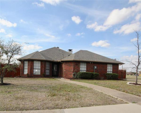 311 N Winding Oaks Drive, Wylie, TX 75098 (MLS #13792307) :: Team Hodnett
