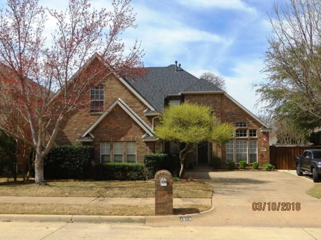 1509 Oakhollow Drive, Corinth, TX 76210 (MLS #13792311) :: Baldree Home Team