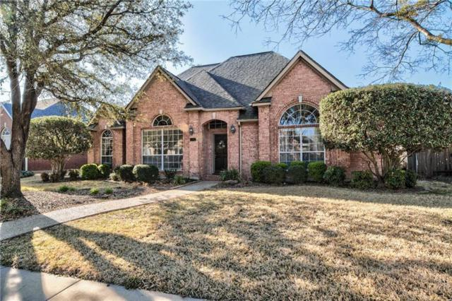 141 Hearthwood Drive, Coppell, TX 75019 (MLS #13792316) :: The Marriott Group
