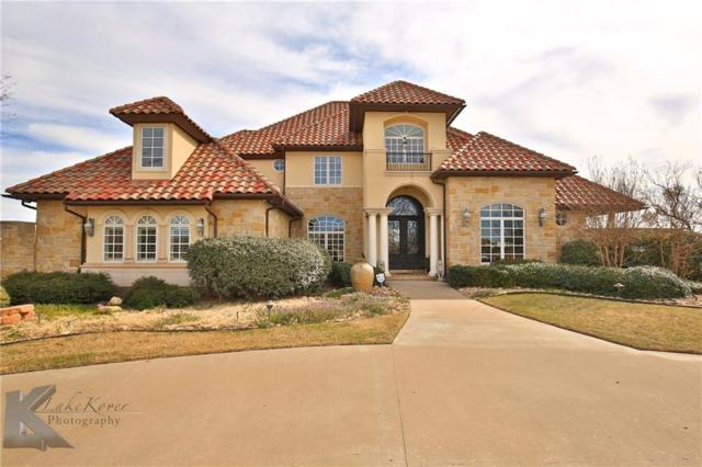 941 Caballo Drive, Abilene, TX 79602 (MLS #13792343) :: The Tonya Harbin Team