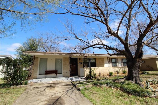 109 W Ridgewood Drive, Garland, TX 75041 (MLS #13792370) :: Team Hodnett