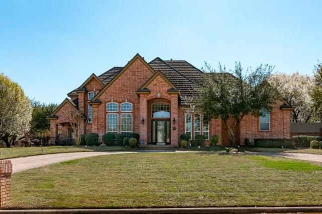 4106 Buckingham Place, Colleyville, TX 76034 (MLS #13792373) :: The Marriott Group
