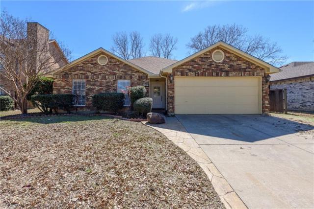 2515 Meadowview Drive, Corinth, TX 76210 (MLS #13792401) :: Baldree Home Team