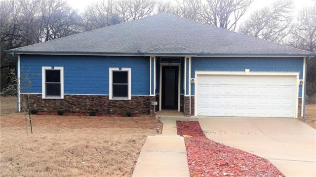 220 Cotton Drive, Mansfield, TX 76063 (MLS #13792511) :: Team Hodnett