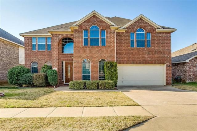 425 Roundrock Lane, Fort Worth, TX 76140 (MLS #13792557) :: Team Hodnett