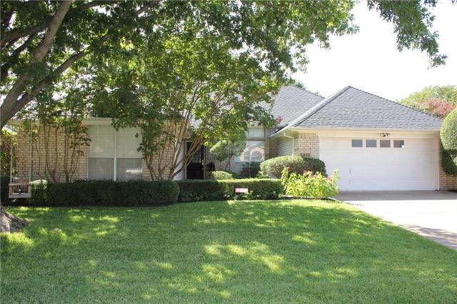 5300 Fox Trail Lane, Colleyville, TX 76034 (MLS #13792574) :: Team Hodnett