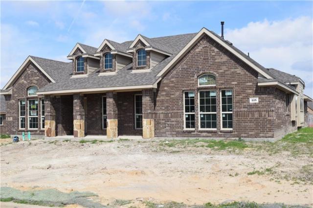 225 Wellington Drive, Desoto, TX 75115 (MLS #13792581) :: RE/MAX Pinnacle Group REALTORS