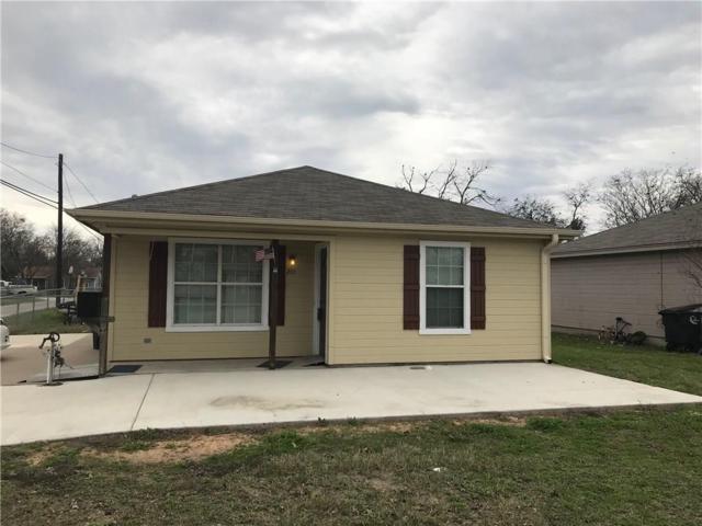 201 Eastland Street, Cleburne, TX 76031 (MLS #13792633) :: Team Hodnett