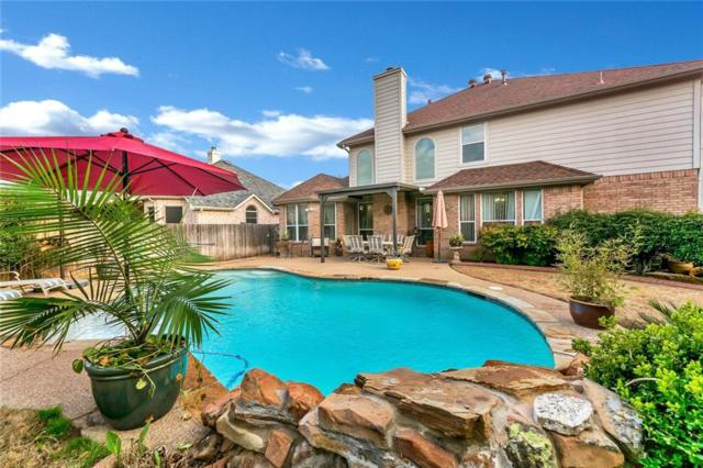 3621 Queenswood Court, Fort Worth, TX 76244 (MLS #13792659) :: The Marriott Group