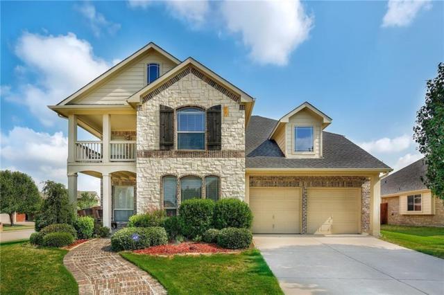 2601 Featherstone Drive, Little Elm, TX 75068 (MLS #13792673) :: Team Hodnett