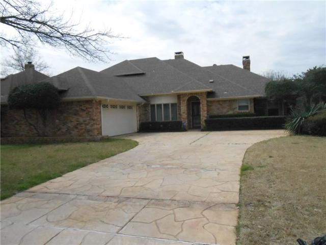 925 Kingston Drive, Mansfield, TX 76063 (MLS #13792698) :: The Marriott Group