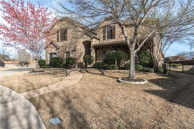 1304 Chippewa Court, Corinth, TX 76210 (MLS #13792714) :: Baldree Home Team