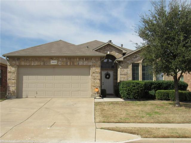 14413 Artesia Court, Fort Worth, TX 76052 (MLS #13792726) :: Baldree Home Team