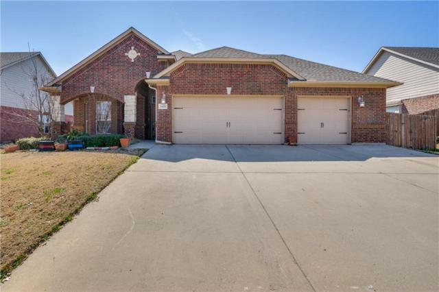 1428 Park Crest Drive, Crowley, TX 76036 (MLS #13792749) :: Team Hodnett