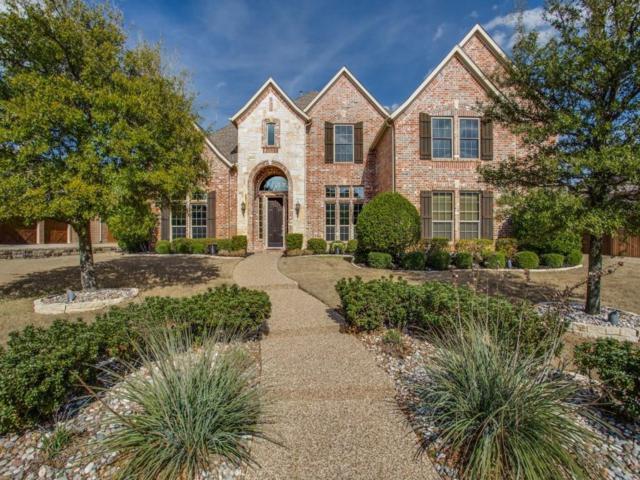 11690 Sabino Court, Frisco, TX 75033 (MLS #13792777) :: Team Hodnett