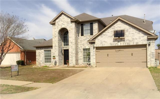 5505 Greenwich Drive, Arlington, TX 76018 (MLS #13792866) :: Team Hodnett