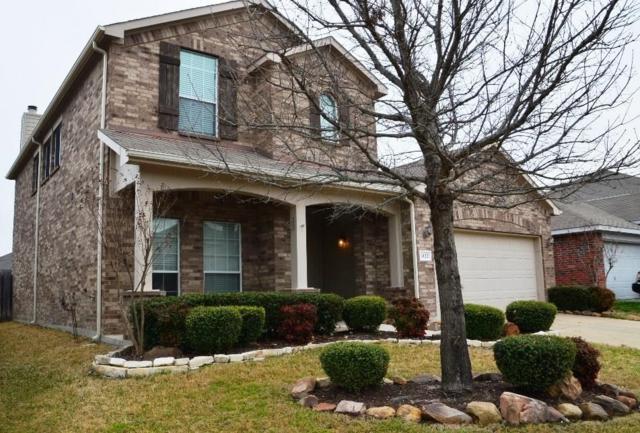 1122 Mount Olive Lane, Forney, TX 75126 (MLS #13792918) :: Team Hodnett
