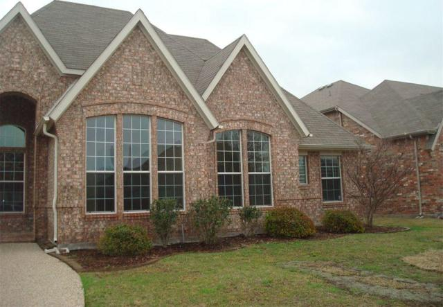 13248 Cottage Grove Drive, Frisco, TX 75033 (MLS #13792924) :: RE/MAX Town & Country