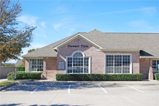 2840 Keller Springs Road 203&4, Carrollton, TX 75006 (MLS #13792940) :: Team Tiller