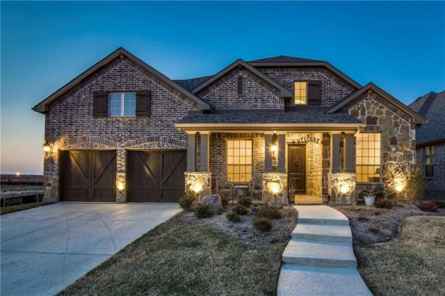 6358 Prairie Brush Trail, Flower Mound, TX 76226 (MLS #13792951) :: The Real Estate Station