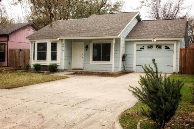 5514 Portsmouth Drive, Arlington, TX 76018 (MLS #13793048) :: Team Hodnett