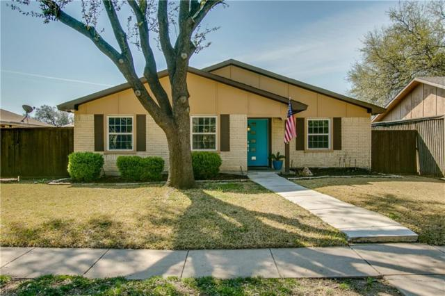 1822 Arundel Drive, Carrollton, TX 75007 (MLS #13793117) :: RE/MAX Town & Country