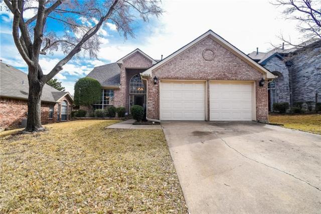4808 Great Divide Drive, Fort Worth, TX 76137 (MLS #13793177) :: Team Hodnett