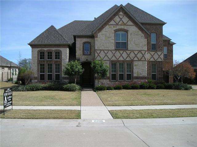 2206 Abby Lane, Trophy Club, TX 76262 (MLS #13793218) :: NewHomePrograms.com LLC